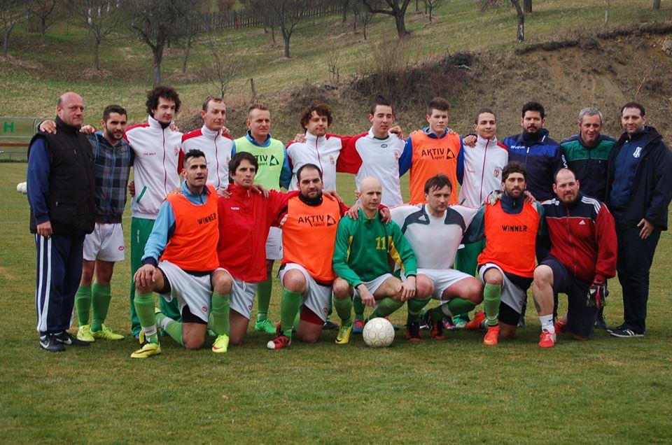 magyar csapat
