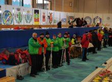 Női curling csapat
